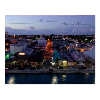 Nassau Awakes Douane Briefkaart