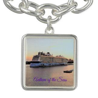 Nassau de Dageraad van de Haven met het Schip van Armband