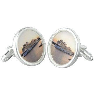 Nassau de Dageraad van de Haven met het Schip van Manchetknopen