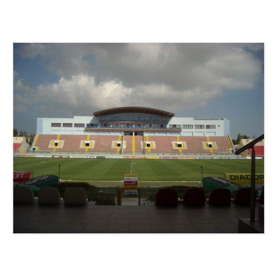 Nationa Stadium - Ta' Qali Briefkaart