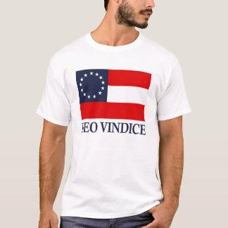 Nationale CSA eerste (Deo Vindice) T Shirt