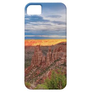 Nationale Monument van Colorado van de Rand van de Barely There iPhone 5 Hoesje