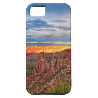 Nationale Monument van Colorado van de Rand van de Tough iPhone 5 Hoesje