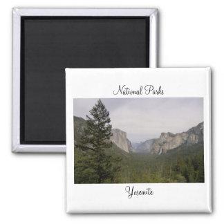 Nationale Parken - Magneet Yosemite
