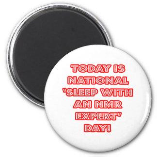 """Nationale """"Slaap met een NMR Deskundige"""" Dag Magneten"""