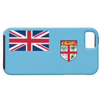 Nationale Vlag Fiji - Fijian Tough iPhone 5 Hoesje