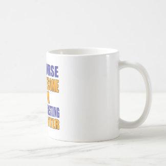Natuurlijk ben ik het Worstelen van het Vrije slag Koffiemok