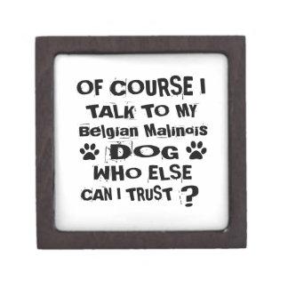 Natuurlijk spreek ik aan Mijn Belgisch Ontwerp van Premium Opbergdoosje