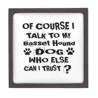 Natuurlijk spreek ik aan Mijn Design van de Hond Premium Bewaar Doosje