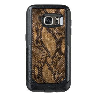 Natuurlijk van de de huidstijl van de Slang de OtterBox Samsung Galaxy S7 Hoesje