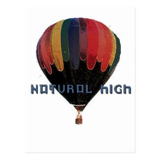 Natuurlijke Hoogte - de Ballons van de Hete Lucht Briefkaart