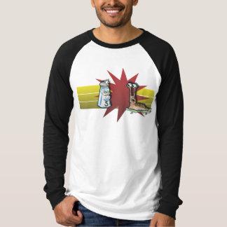 """""""Natuurlijke Vijanden """" T Shirt"""