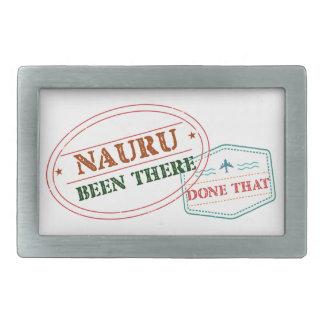 Nauru daar Gedaan dat Gespen