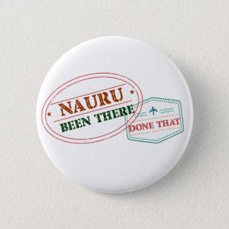 Nauru daar Gedaan dat Ronde Button 5,7 Cm