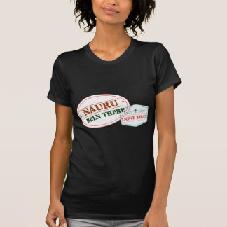 Nauru daar Gedaan dat T Shirt