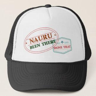 Nauru daar Gedaan dat Trucker Pet