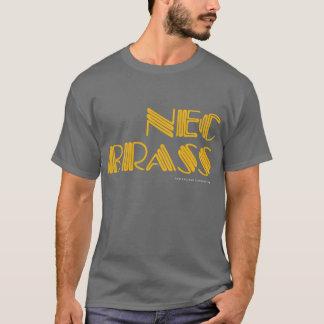 NEC de T-shirt van het Messing
