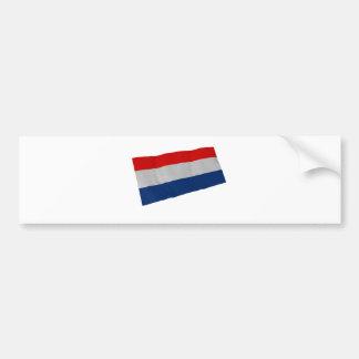 Nederland Bumpersticker