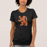 Nederland wereldkampioen de leeuw van 2010 shirts