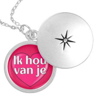 Nederlands - de liefde van I u Hangertjes