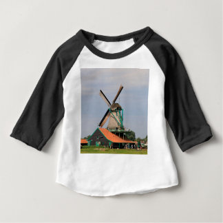 Nederlands windmolendorp, Holland 3 Baby T Shirts
