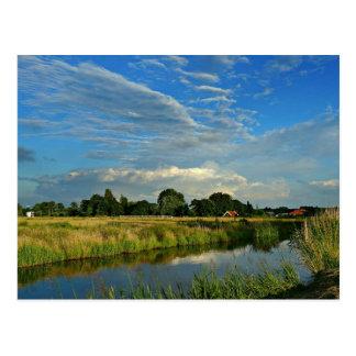 Nederlandse Boerderij Briefkaart
