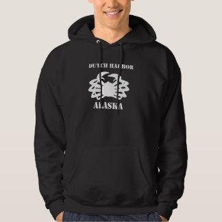 Nederlandse Haven Alaska: De Visser Hoodies van de