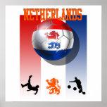 Nederlandse het voetbalgiften van het Poster van N