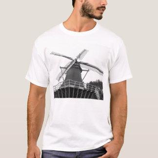 Nederlandse Windmolen T Shirt