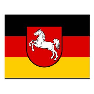 Nedersaksen, Duitsland Briefkaart