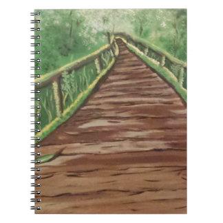 neem een gang notitieboek