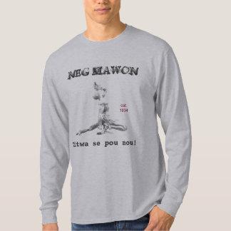 Negatieve Mawon T Shirt