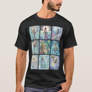 Negen Meerminnen in Één Overhemd T Shirt