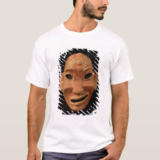 Negroïde masker van Carthago, zevende-7th-6ste T Shirt