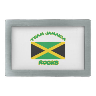 Neigend Jamaicaans DESIGN Gespen