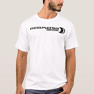 Neo zittingen Techno T Shirt