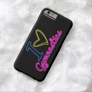 Neon - de Gymnastiek van de Liefde van I Barely There iPhone 6 Hoesje