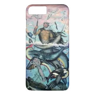 Neptunus iPhone 8/7 Plus Hoesje