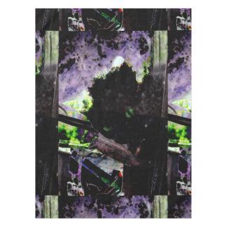 Nest • Ei • Kat Tafelkleed