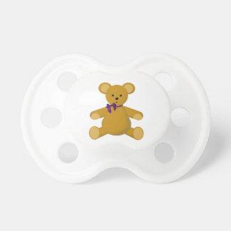 Nestel me de Teddybeer Fopspeentje