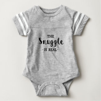 Nestel me is Echt Baby Bodysuit
