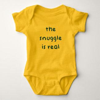 Nestel me is Echt - Leuke Bodysuit van het Baby