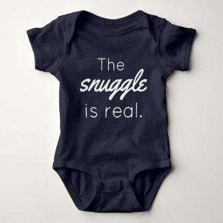 Nestel me is Echte Bodysuit van het Baby