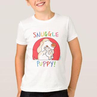 NESTEL ME PUPPY! door Sandra Boynton T Shirt