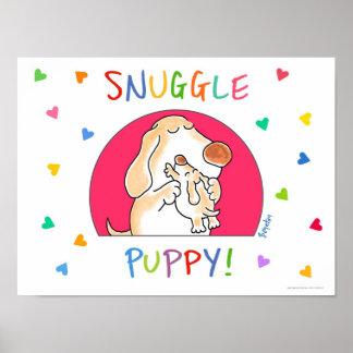 NESTEL ME PUPPY! poster door Sandra Boynton