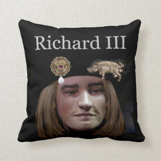 Nestel me tot Richard III Sierkussen