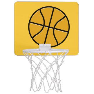 Netto de Hoepel van het Basketbal van het kantoor Mini Basketbalring