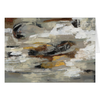 Neutrale Abstracte Grijze Druk | Silvia Vassileva Kaart
