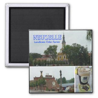 Neuzelle, Neuzelle, Landkreis Oder-Fuif Magneet