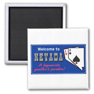 Nevada Magneet